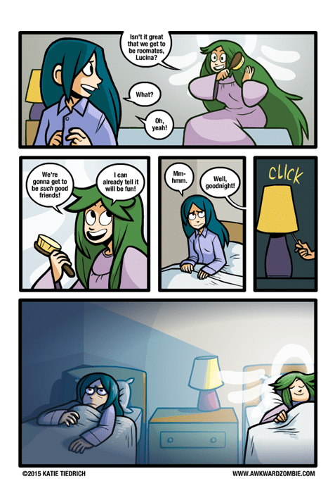 A Quick Guide to Webcomics   Saffron and Sage